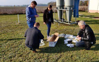 Test Farms – MetPRO montaż