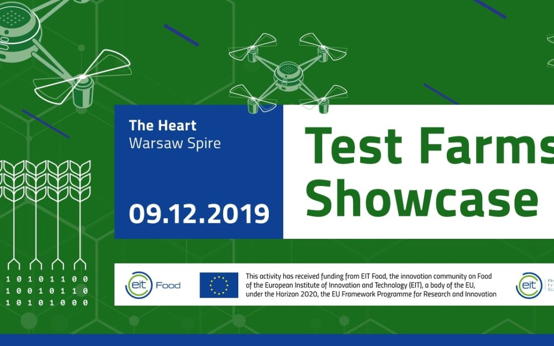 Test Farms Showcase – 09.12.2019 The Heart Warsaw Spire