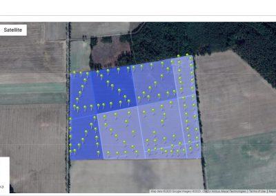 agrisoil miejsca poboru prob glebowych